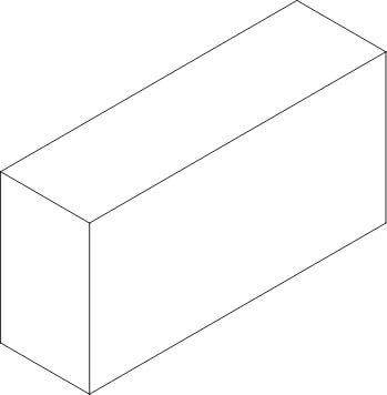 fundamentowe-bloczki-betonowe rysunek poglądowy